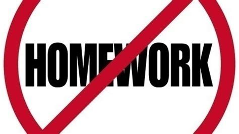 How to get out of forgetting your homework
